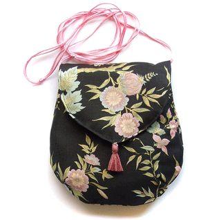 Pakamera - mini torebeczka w kwiaty