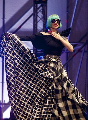 Lady Gaga ma obsesję na punkcie Versace