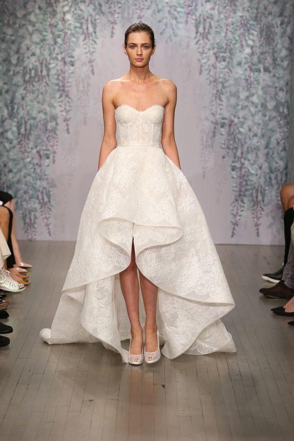 Suknie ślubne na jesień 2016 od Monique Lhuillier