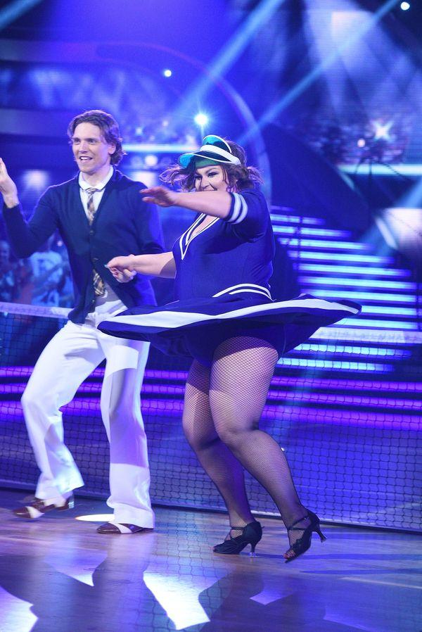 Ostatnie spojrzenie na najsłynniejsze nogi w Polsce - Gwit odpadła z TzG!