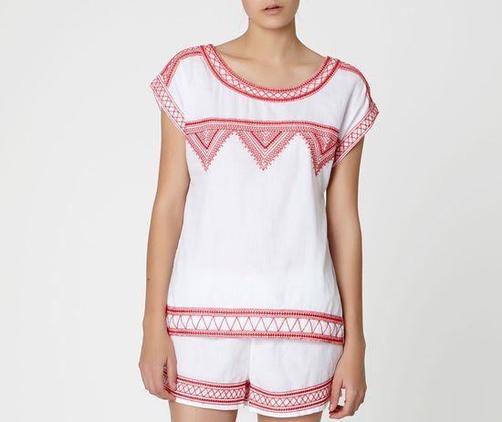 Aloha! - Nowy lookbook uroczych piżamek Oysho (FOTO)