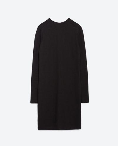 Mała czarna sukienka - Przeglad propozycji Zara (FOTO)