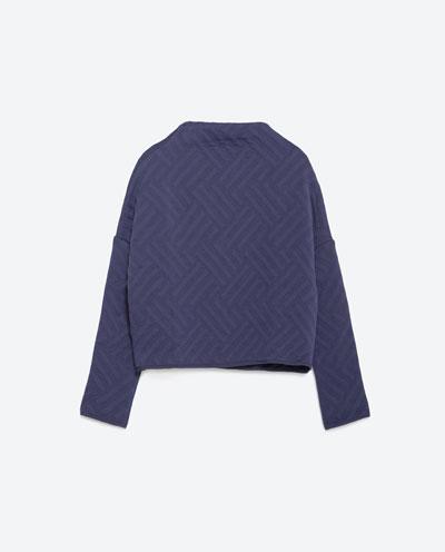 Wyprzedaż w Zarze - Przegląd 10 modnych bluz (FOTO)