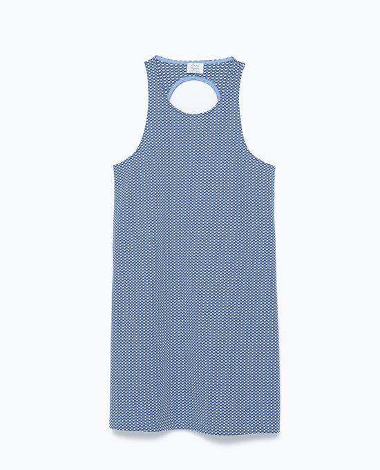 Zara - Modne sukienki na lato z wyprzedaży (FOTO)