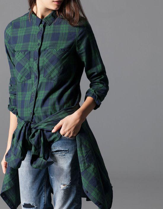 Checks & Sweatshirts - Nowy zimowy trend w sieciówce (FOTO)