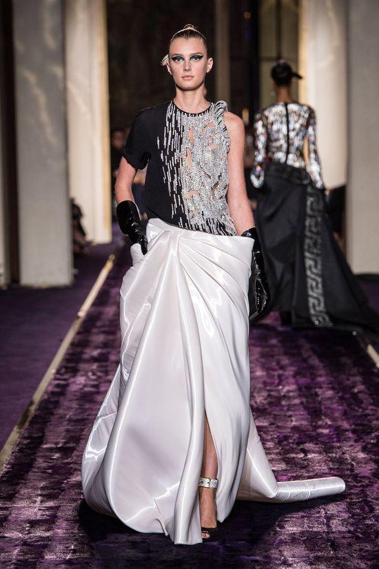 Atelier Versace - Haute Couture jesień/zima 2014