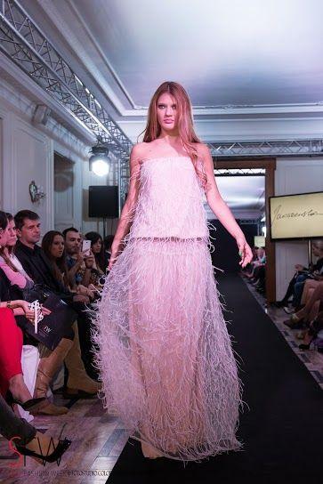 Pokaz Natalii Jaroszewskiej na Fashion Week Serbia