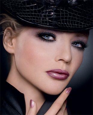 Jesienny makijaż Dior