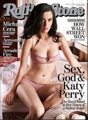 Katy Perry naturalnie