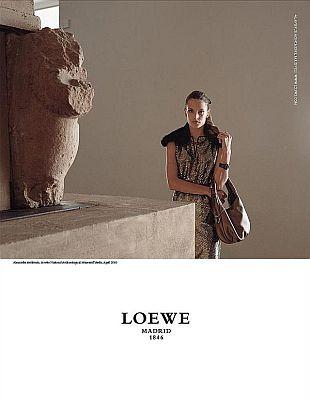 Jesienno - zimowa kampania Loewe