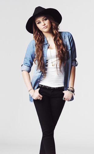 Miley Cyrus & Max Azria - nowa kolekcja