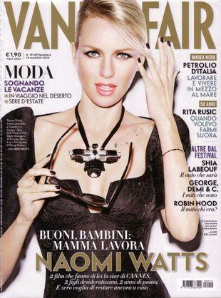 Naomi Watts w Vanity Fair