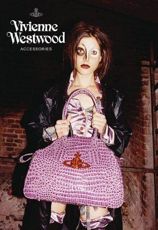 Mroczna kampania Vivienne Westwood