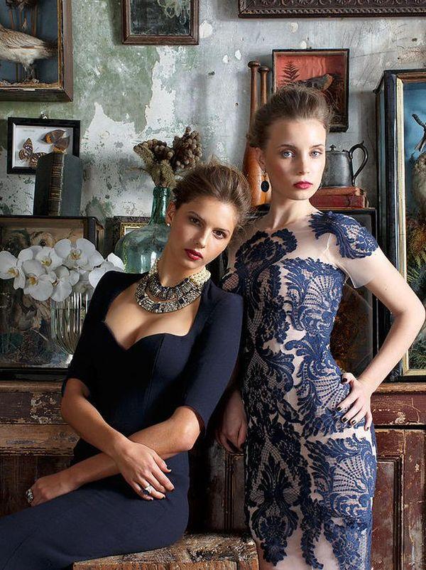Leah Da Gloria Bridal Couture - oryginalne kreacje ślubne