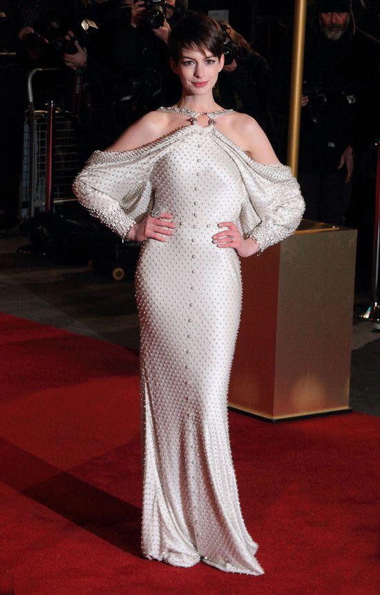 Anne Hatahway na długiej drodze do Oscara