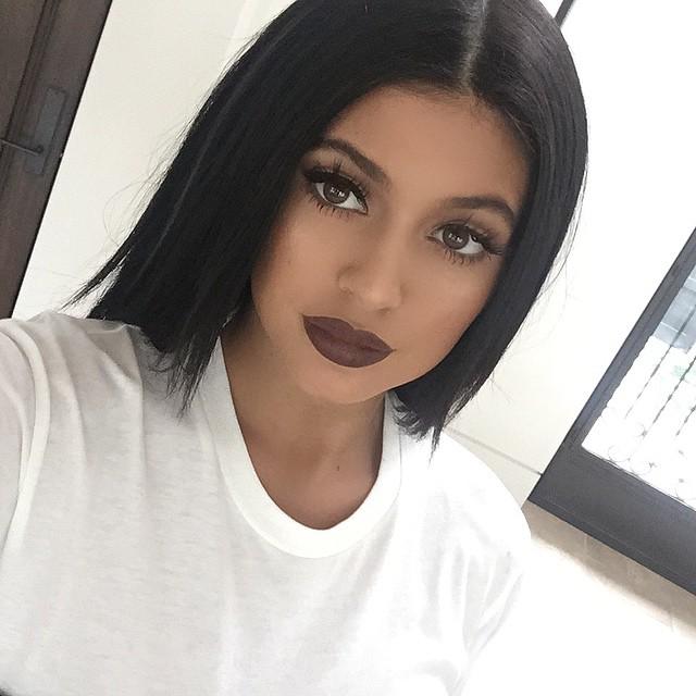 Tymczasem Na Instagramie Kylie Jenner Zdjęcie 23 Zeberkapl