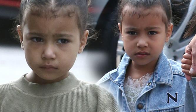 North West już od urodzenia obraca się w świecie, w którym najważniejszy jest idealny wygląd i pieniądze. Jej mama, Kim Kardashian, jest uzależniona od nieustannego poprawiania urody. Tak, dziewczynka na pewno widziała już wiele... Opuchlizna po powiększaniu ust? Bandaże po operacjach? Nie sądzimy, że Kim ukrywa się przed swoimi dziećmi. ZOBACZ: NORTH WEST LANSUJE UBRANIA SWOJEGO PROJEKTU - ZNAMY CENY!