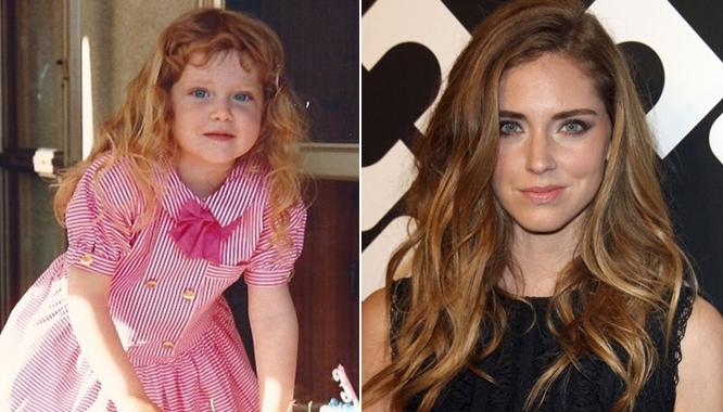 Gwiazdy, celebrytki i blogerki modowe jako dzieci
