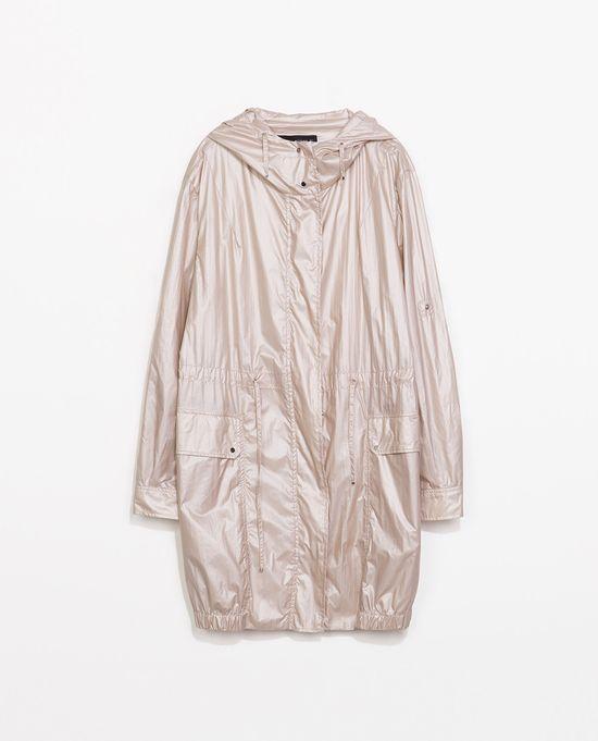 Deszczowa moda - przegląd parek z sieciówek