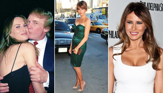 10 rzeczy, których nie wiecie o Melanii Trump - Pierwszej Damie Ameryki