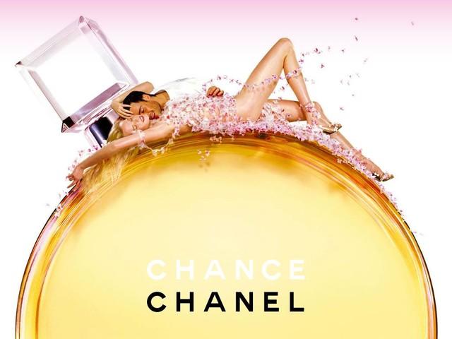 Chanel Chance - zdjęcia z kampanii reklamowej