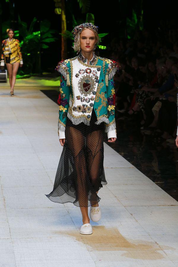 Dolce&Gabbana – wiosna/lato 2017