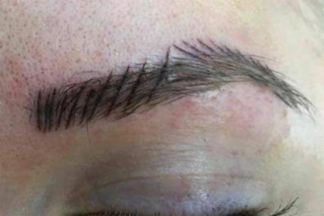 Makijaż permanentny brwi? Najpierw spójrz na te zdjęcia! (FOTO)