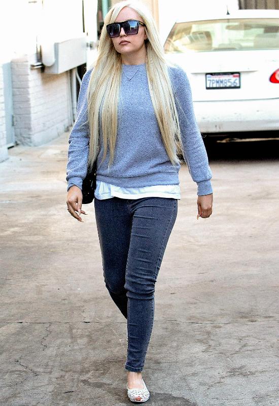 Jak wygląda dzisiaj Amanda Bynes - idolka nastolatek w latach 2000?