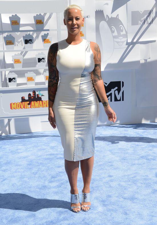 Gwiazdy na gali rozdania MTV Movie Awards 2015