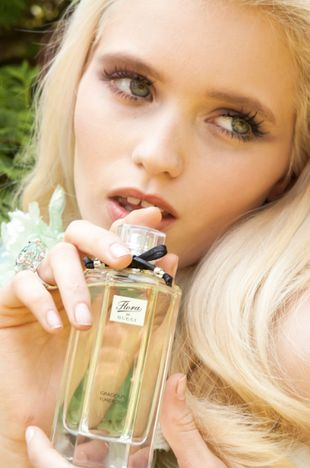 Abbey Lee Kershaw twarzą perfum Flora by Gucci (FOTO)