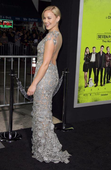 Abbie Cornish w sukni Reem Acra (FOTO)