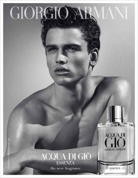 Kultowe perfumy - Historia Acqua di Gio Armaniego