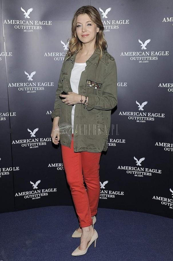 Gwizdy na otwarciu American Eagle