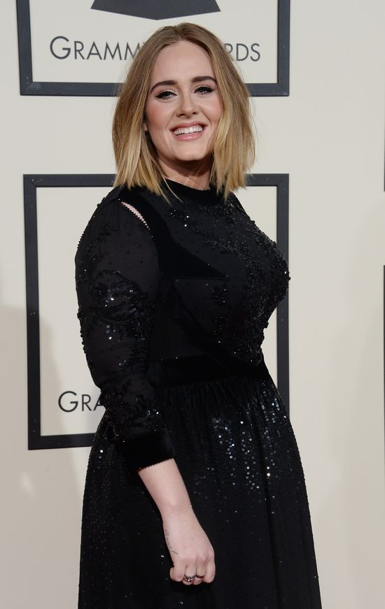 Adele nie jest już blondynką?!