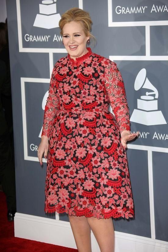 Adele w Valentino Couture (FOTO)