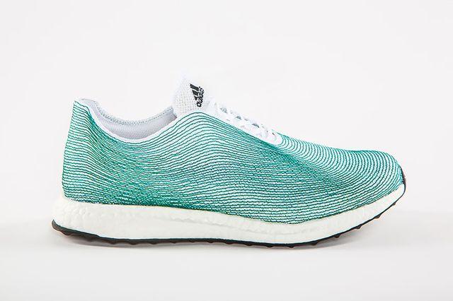 Adidas stawia na ekologię - Oto buty z sieci wędkarskich