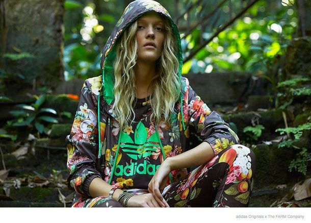 Adidas Originals ponownie z The FARM Company (FOTO)