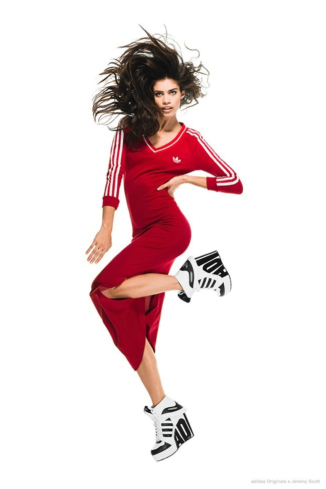 Adidas Originals by Jeremy Scott na jesień-zimę 2014