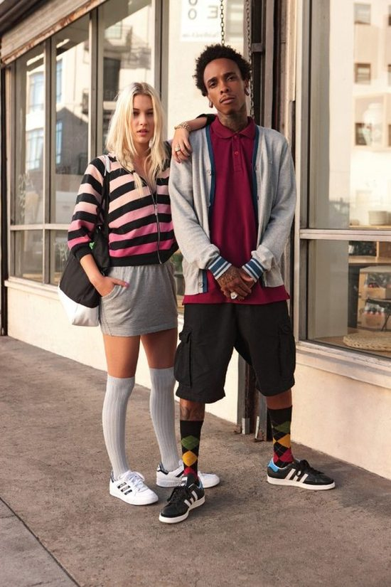 Nowy lookbook marki Adidas Originals