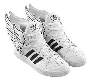 Skrzydlate buty Jeremy Scotta dla Adidas