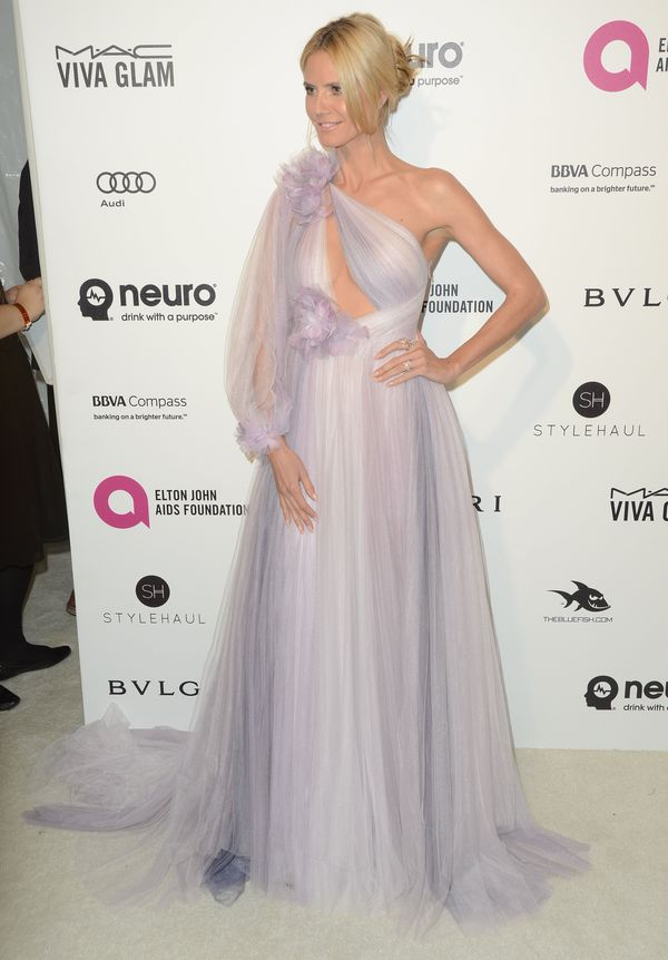Kreacja Heidi okrzyknięta najgorszą na tegorocznych Oscarach