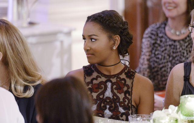 Córki Baracka Obamy chciały poderwać męża Blake Lively?!