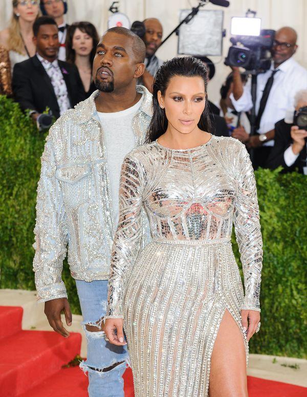 Jak Kim Kardashian wyglądała na tegorocznej Gali MET?