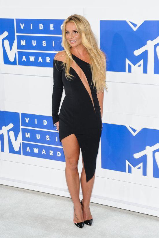 Tak! Britney Spears piękna na MTV VMA 2016 (FOTO)