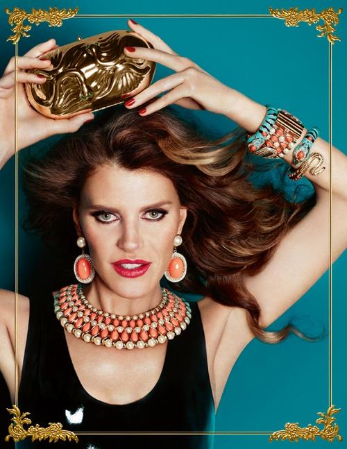 Anna Dello Russo dla H&M (FOTO)