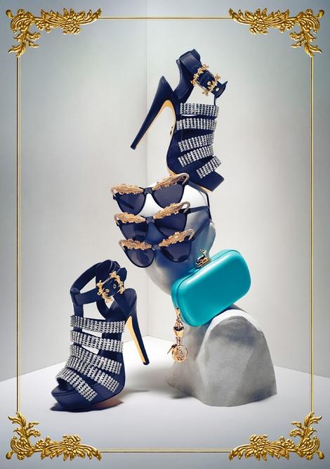 Lookbook kolekcji Anny Dello Russo dla H&M