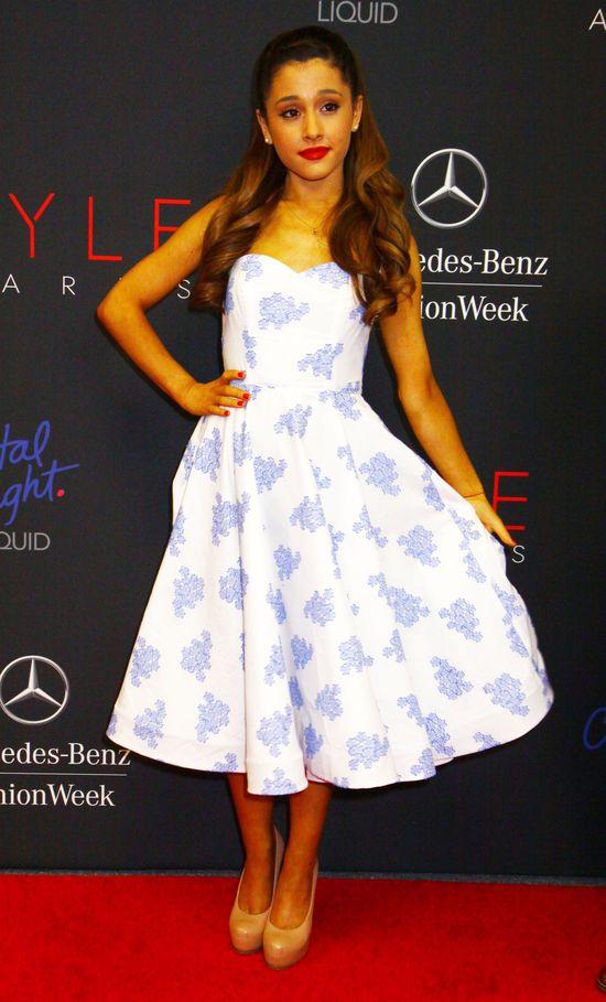 Gwiazdy na rozdaniu 2013 Style Awards (FOTO)