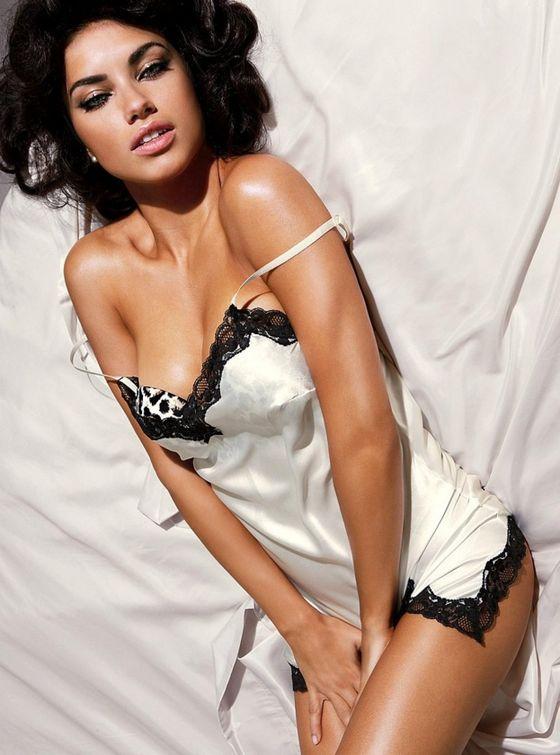Adriana Lima w bieliźnie Victoria's Secret (FOTO)