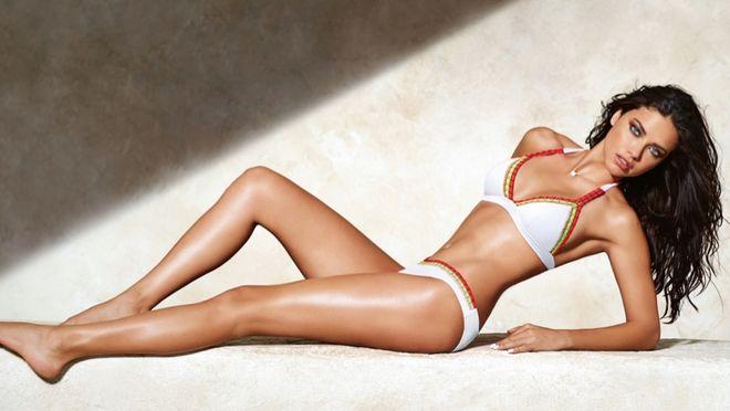 Adriana Lima dla Calzedonia - najseksowniejsza kampania marki!