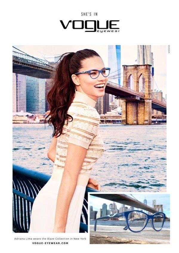 Musicie zobaczyć najnowszą kampanię 35-letniej Adriany Limy